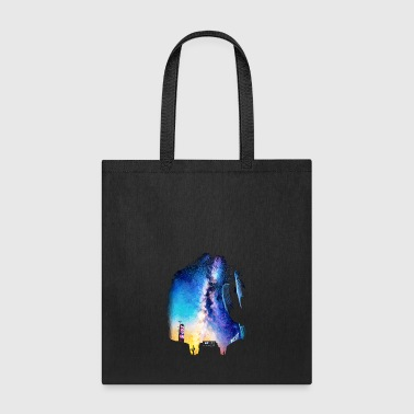 Mote Of Dust - Tote Bag