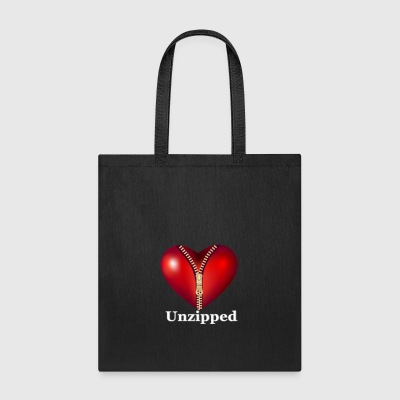unzipped - Tote Bag