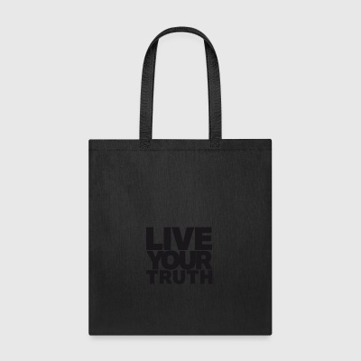 LIVE YOUR TRUTH - Tote Bag