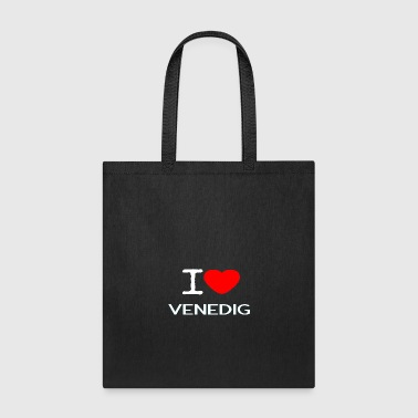 I LOVE VENEDIG - Tote Bag