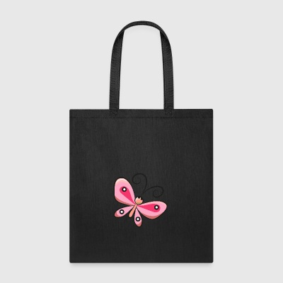 butterfly-fly-insect-beautiful - Tote Bag