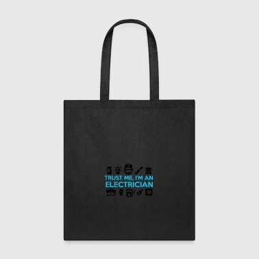 Electrician - Tote Bag