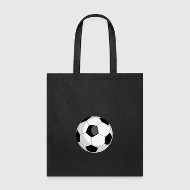 football soccer ball vector - Tote Bag