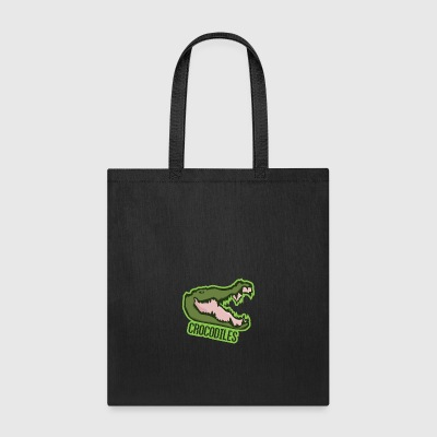 Crocodiles - Tote Bag