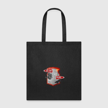 Rec and Play - Tote Bag