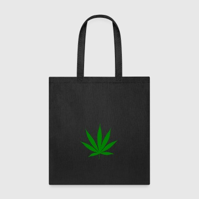 Cannabis leaf - Tote Bag