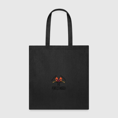 Perfect match - Tote Bag