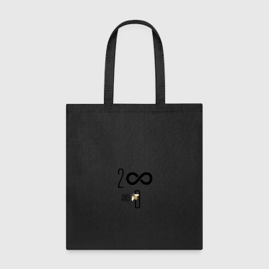 To infinity - Tote Bag