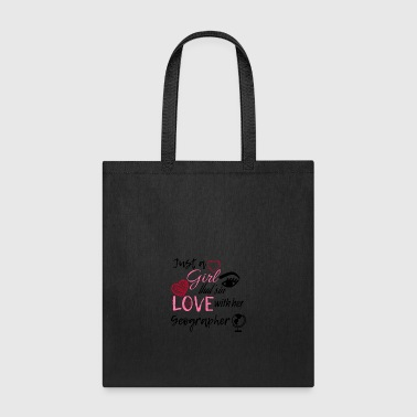 Just a girl that's in love with her Geographer - Tote Bag