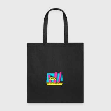 Yellow Submarine-CMKY - Tote Bag