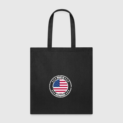ANCHORAGE - Tote Bag