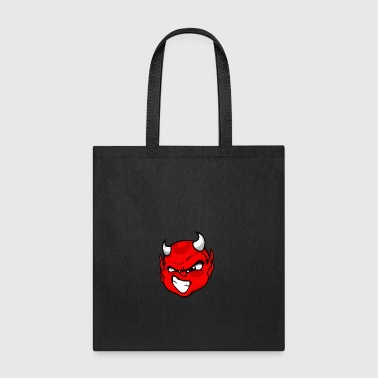 Rebelleart devil - Tote Bag