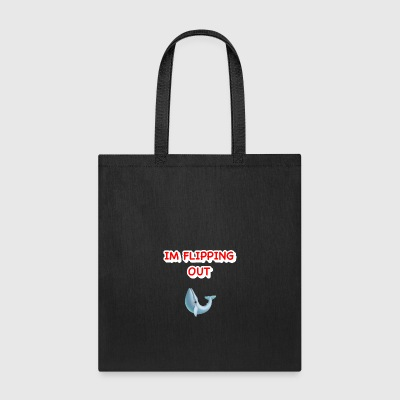 FLIP OUT!! - Tote Bag