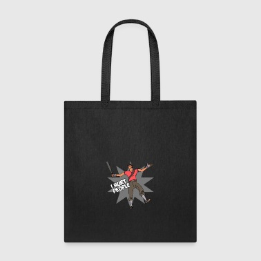 I Hurt People - Scout - Tote Bag