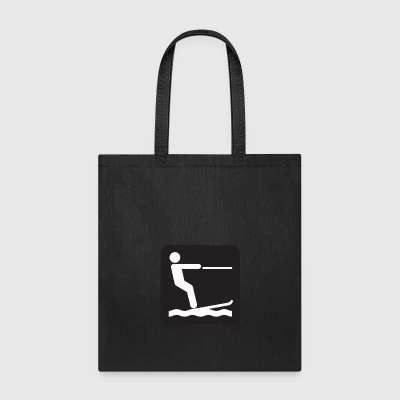 water ski - Tote Bag