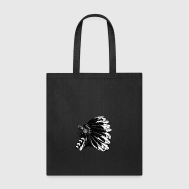 indian_chief - Tote Bag