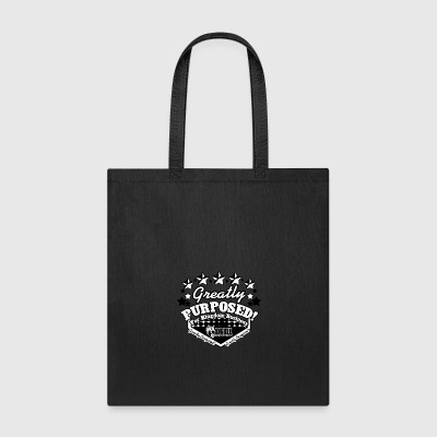 GREATLY PURPOSED FOR KINGDOM BUSINESS - Tote Bag