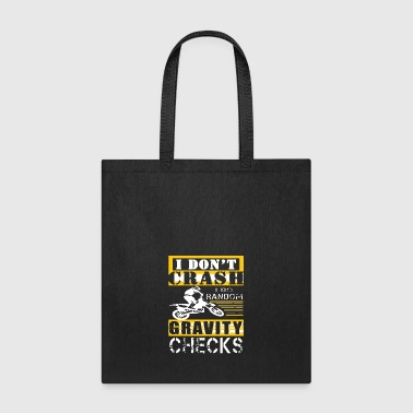 Dirt Bike Shirt - Tote Bag