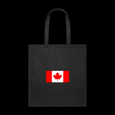 Canada`s Flag - Tote Bag