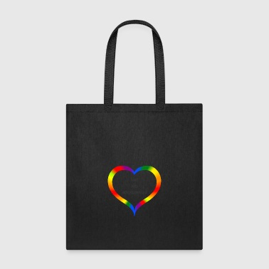 #lovehasnoboundaries - Tote Bag