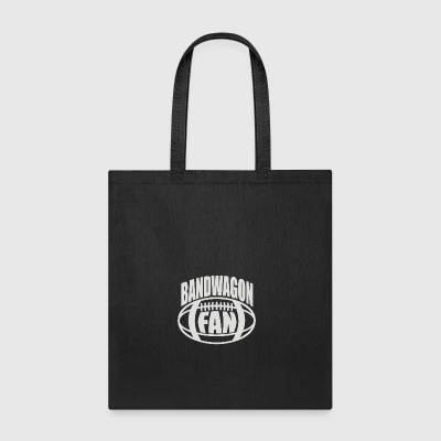 Bandwagon Fan Football - Tote Bag