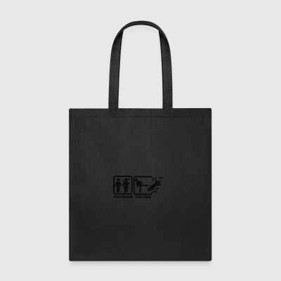PROBLEM SOLVED - Tote Bag