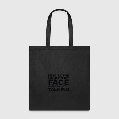 Rude Slogan - Tote Bag