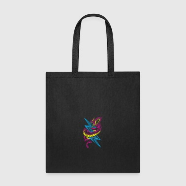 Lightning Serpent - Tote Bag