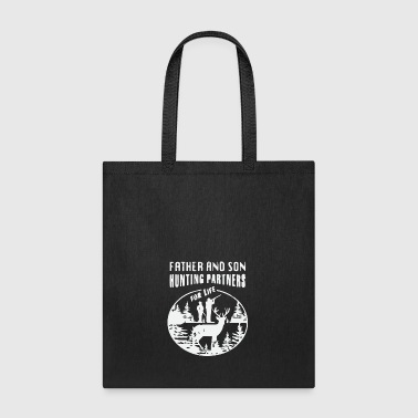 Father and son hunting partner for life - Tote Bag