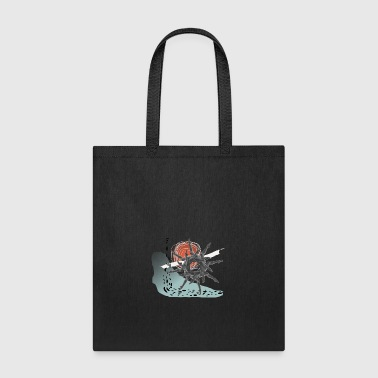 The Wheel - Tote Bag