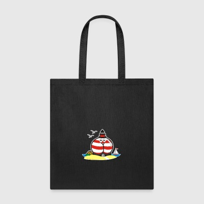Assmex lighthouse - Tote Bag