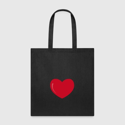 heart-valentines day-love - Tote Bag