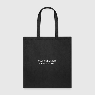 Make NBA LIVE Great Again - Tote Bag