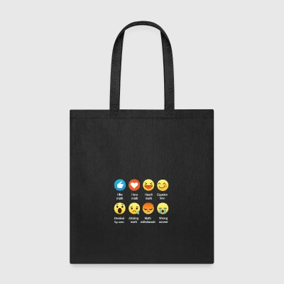 Funny Mathematics Graph - Tote Bag