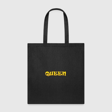 Yellow Queen 2 - Tote Bag
