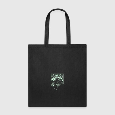 Celtic Model - Reverse Image - Tote Bag