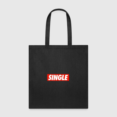 SINGLE - Tote Bag