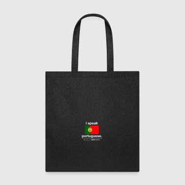 SUPERPOWER portuguese - Tote Bag