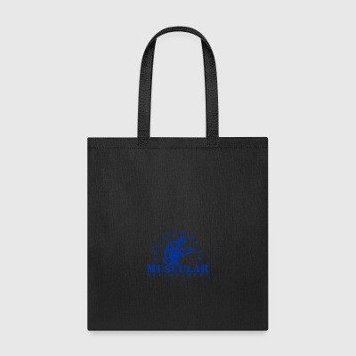 THE PICTURE OF MUSCULAR HYPERTROPHY - Tote Bag