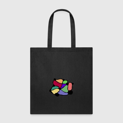 Colorful Net - Tote Bag