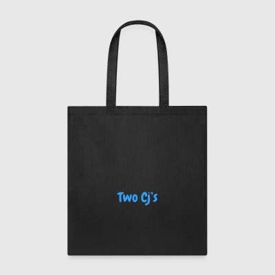 Two Cj's no logo - Tote Bag