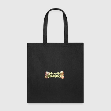 Dibs on the drummer - Tote Bag