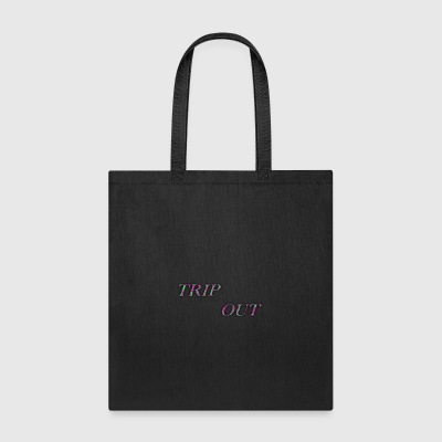 TRIP OUT PAINTBALL - Tote Bag