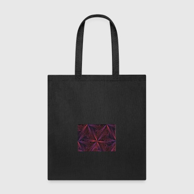 Illusionary Lines - Tote Bag