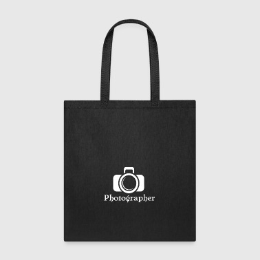 Photographer - Tote Bag