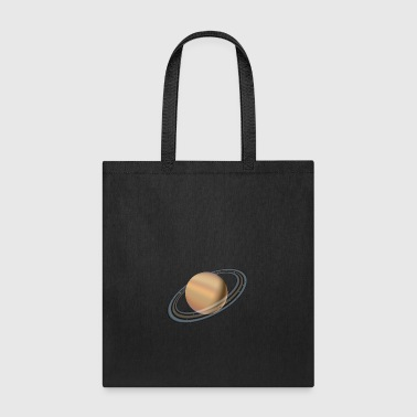 Cartoons-funny-planet-Saturn-space - Tote Bag
