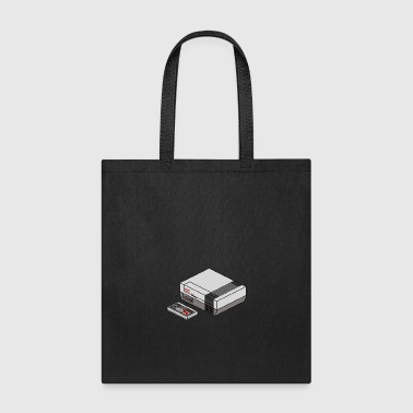 Retro Game Console Pixled - Tote Bag