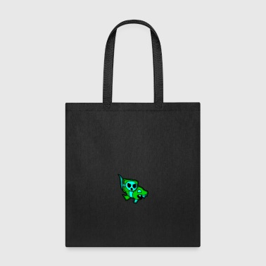 ship GD(geometry dash) - Tote Bag