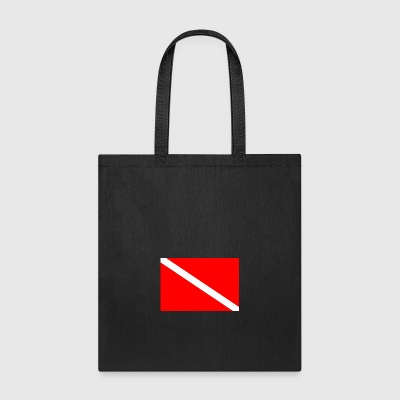 Dive Flag - Tote Bag