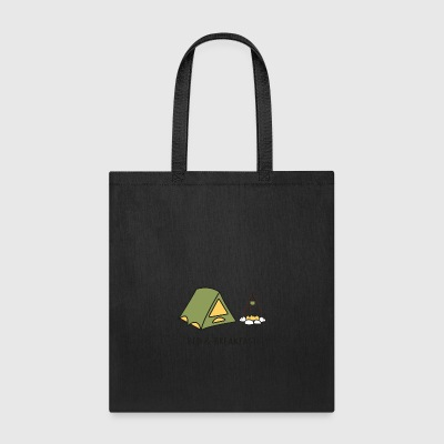 Bed & Breakfast - Tote Bag
